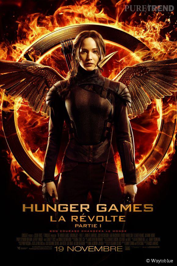 """""""Hunger Games 3 : La révolte partie 1"""", c'est parti !"""