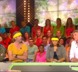"""Denis Brogniart a ému le plateau de """"TPMP"""" avec un monologue sur le drame survenu dans l'émission de TF1."""