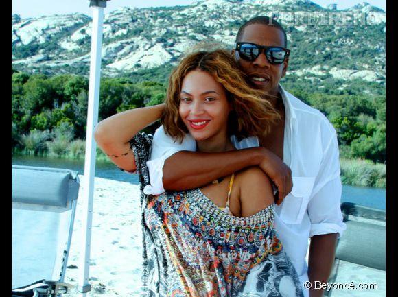 Beyoncé et Jay-Z se sont envolés pour la Corse après leur tournée.