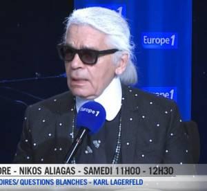 "Karl Lagerfeld : Nabilla, pas assez ""internationale"" pour lui"