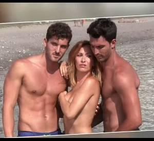 Vanessa Lawrens et ses copines Ch'tis : topless dans le jacuzzi