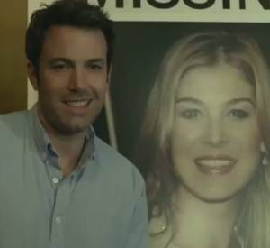 "Ben Affleck à l'affiche du film ""Gone Girl"" ce mercredi 8 octobre 2014."
