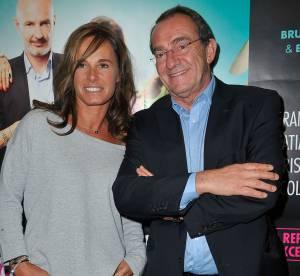 Jean-Pierre Pernaut et Nathalie Marquay : un duo casual chic au théâtre