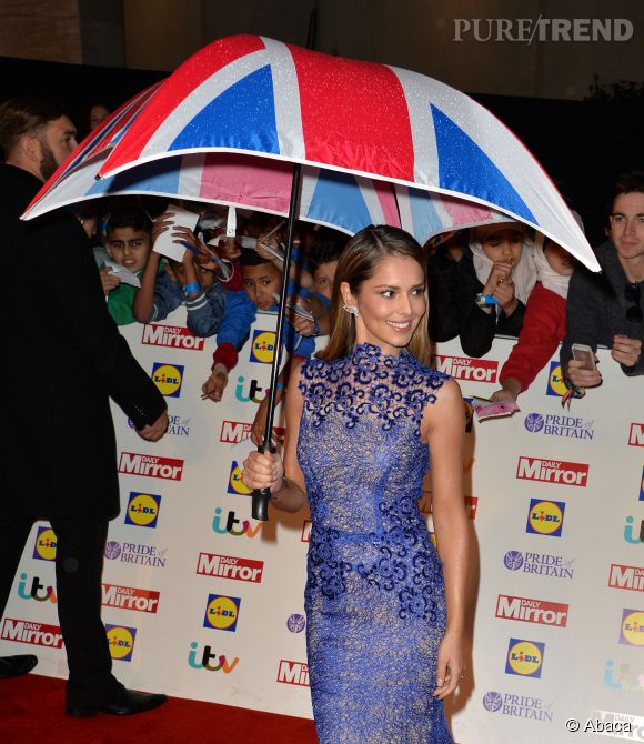 Cheryl Cole Fernandez-Versini (ex-Cole) à la soirée Pride of Britain Awards 2014 à Londres.