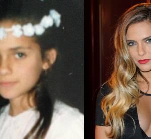 Clara Morgane, Miley Cyrus... leurs clichés d'enfance sur la Toile