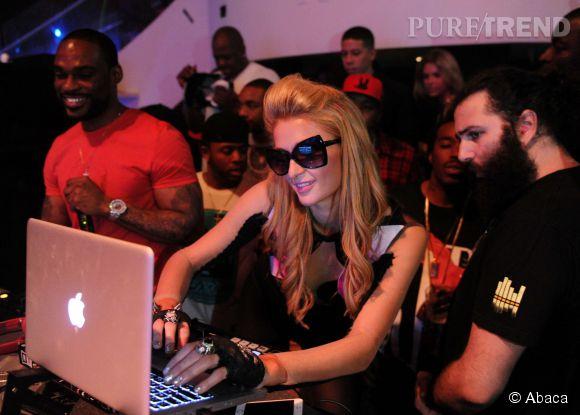 Paris Hilton peut se faire plus de 1 million de dollars pour mixer.