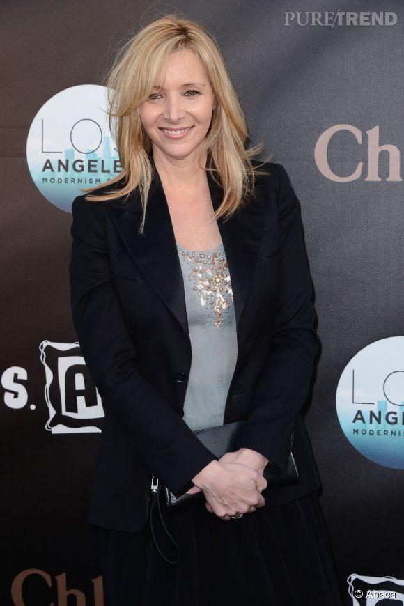 Lisa Kudrow, en plus d'être actrice est biologiste.