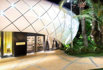 Alexander McQueen ouvre une boutique futuriste à Monaco