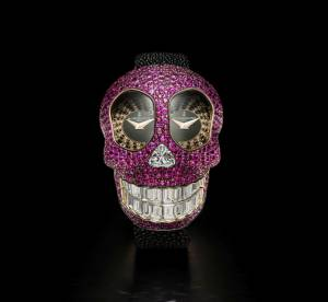 La Crazy Skull de Grisogono, l'exubérante vanité de Fawaz Gruosi