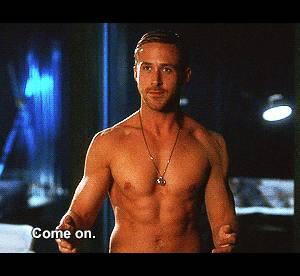 Ryan Gosling : un anniversaire ultra sexy en 10 gifs