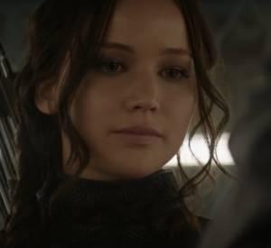 """La bande-annonce de """"Hunger Games - La révolte Partie 1"""" avec Jennifer Lawrence."""