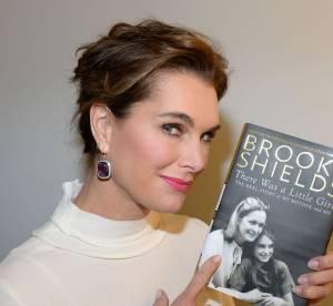Brooke Shields présente son autobiographie, marathon promo sexy et déchaîné