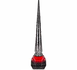 Rouge Starlight Louboutin : le vernis version luxe !