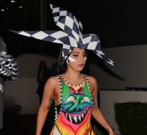 """Lady Gaga : deux tenues """"WTF"""" pour le prix d'une à Manchester"""