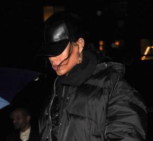 Rihanna : sortie couverte et anti-glamour... Que se passe-t-il ?