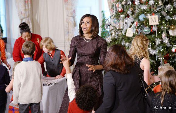 Michelle Obama a offert une soirée de rêve aux enfants de militaires.
