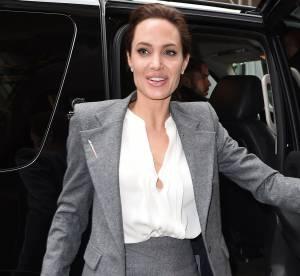 Angelina Jolie : des vêtements amples pour cacher sa maigreur ?