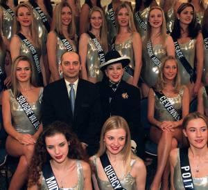 Geneviève de Fontenay a été à la tête du comité Miss France pendant près de trente ans.