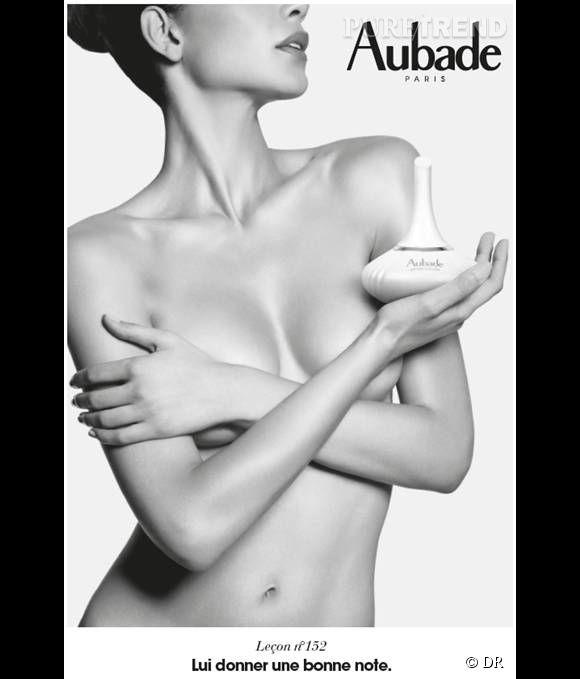 Aubade lance Anecdote, son nouveau parfum... Une vraie leçon de sensualité.