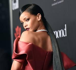 Rihanna reine du Diamond Ball 2014