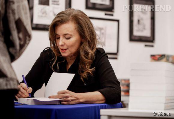 """Valérie Trierweiler, """"Merci pour ce moment"""" un best-seller ennuyeux."""