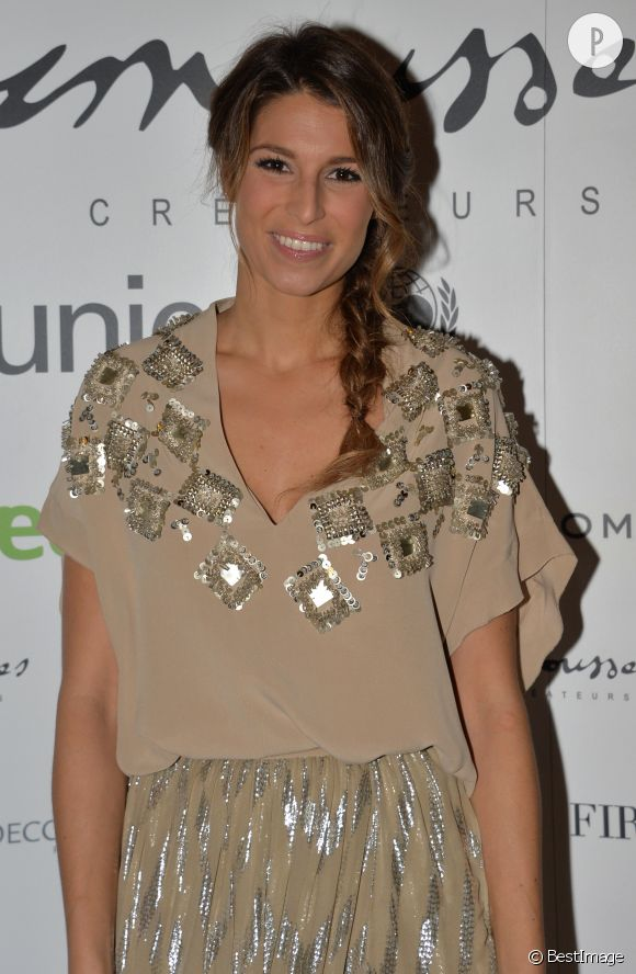 Laury Thilleman : le week-end cocooning de Miss France 2011.