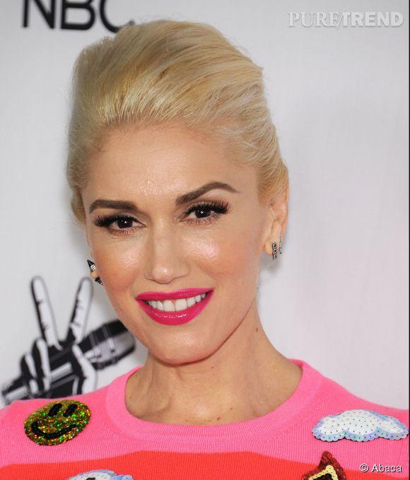 Super Gwen Stefani et son rose fuchsia : fidèle à elle-même, elle mise  EB48