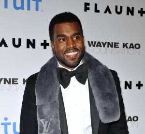 Kanye West : caviar et couverts en or, il s'envoie en l'air avec classe