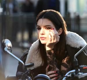 Kendall Jenner pour Estée Lauder.