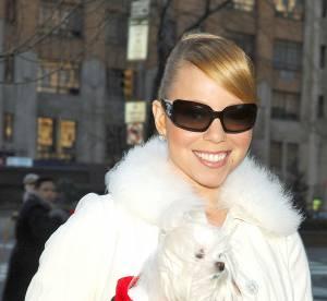 Mariah Carey dingue de ses chiens, elle dépense une fortune pour les gâter