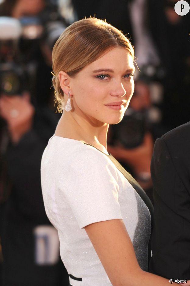 Léa Seydoux sera bien la nouvelle James Bond Girl.