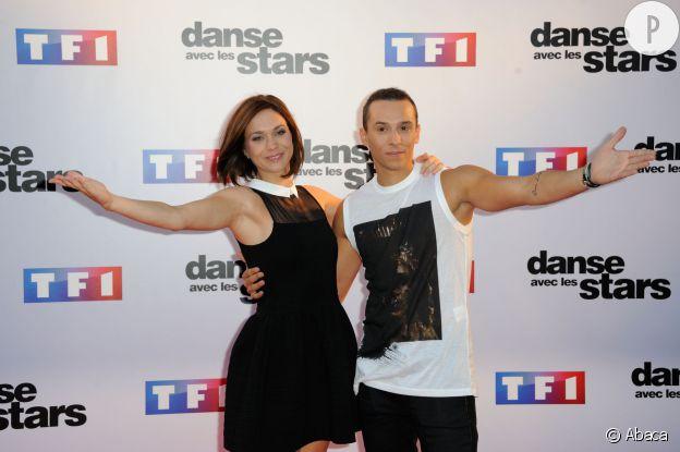 """Nathalie Péchalat et Grégoire Lyonnet dans """"Danse avec les stars 5"""""""