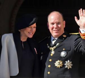 Prince Albert ému: les voeux d'un papa comblé par ses bébés Jacques et Gabriella
