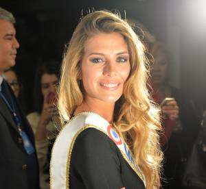 Miss France 2015 : Camille Cerf, favorite à l'élection Miss Univers 2015