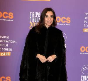 Elodie Bouchez : le joli chaperon noir du festival de l'Alpe d'Huez