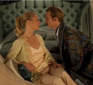 Johnny Depp et Gwyneth Paltrow : ils avouent avoir fait l'amour dans l'avion !