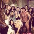 Lady Gaga poste les photos de son week-end de débauche sur Instagram.