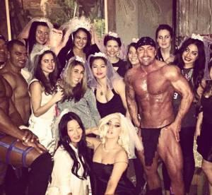 Lady Gaga : pole dance, pénis et stripteaseurs... un week-end de débauche !