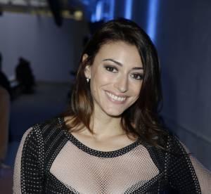 Rachel Legrain-Trapani : sexy, l'ex-miss s'encanaille à la Fashion Week