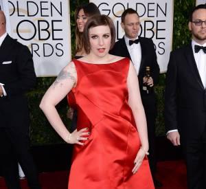 Lena Dunham ne trouve pas les robes qui lui vont.