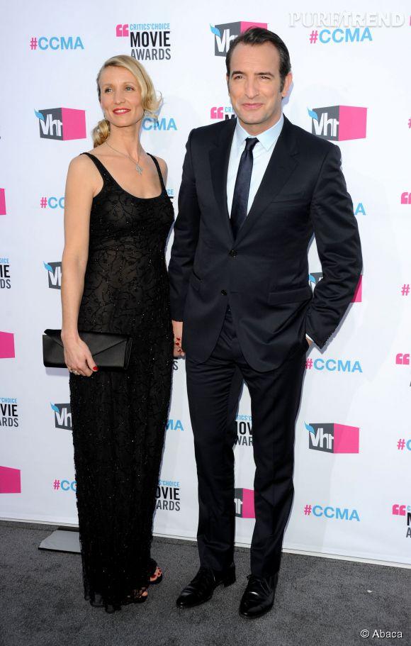 Alexandra Lamy et Jean Dujardin ont mis fin à leur relation en 2013, après dix années de vie commune.