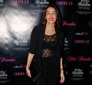 Sofia Essaïdi était au Pink Paradise samedi soir dans une tenue sexy à souhait.