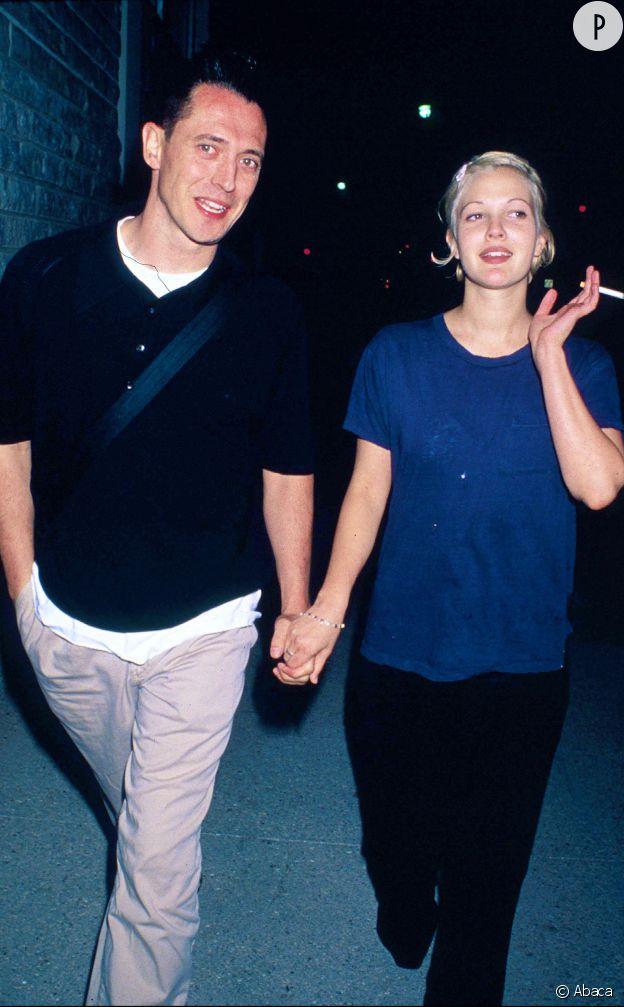 Drew Barrymore et Jeremy Thomas