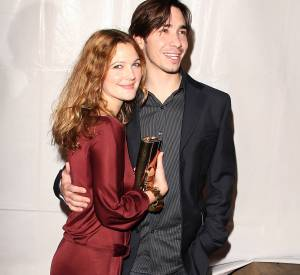 Drew Barrymore et Justin Long.