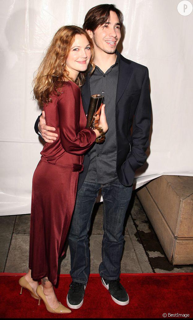 Drew Barrymore et Justin Long.