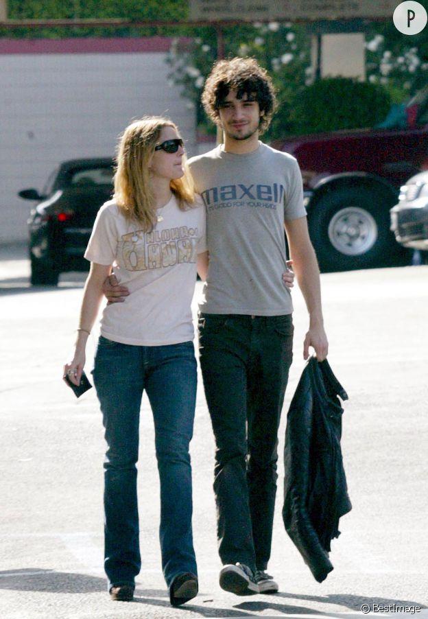 Drew Barrymore et Fabrizio Moretti.