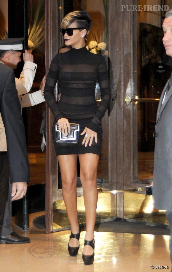 Rihanna en 2009.