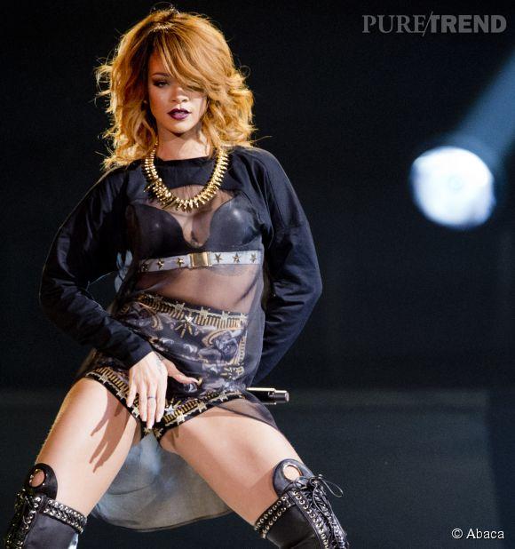Rihanna en 2013.