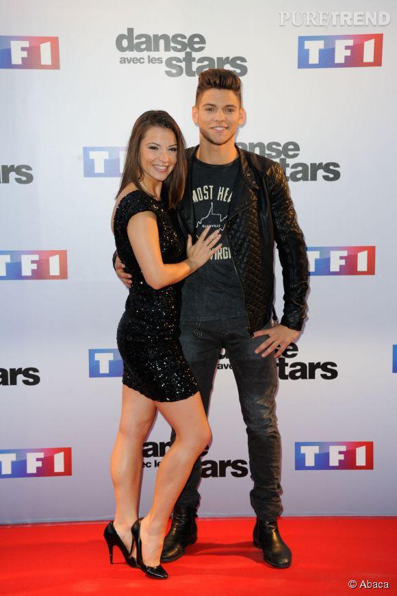 """Rayane Bensetti, gagnant de """"DALS 5"""", pique un coup de gueule dansParis Match concernant les rumeurs de couple avec Denitsa Ikonomova."""
