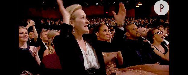 Meryl Streep Oscars 2015